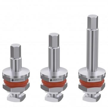 Ratchet screw driver for dental implants 2.4mm hex