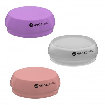 Silicone cap for DLOC attachment