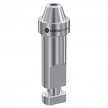 Implant analog for multi unit abutment