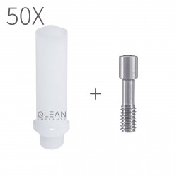 50 Castable abutment, rotation