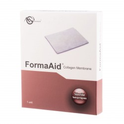 FormaAid Collagen Membrane 25x30x0.3mm by MBI