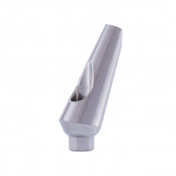 Angular Abutment 25 degree long for internal hex implants, MIS, Zimmer, ADIN