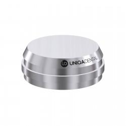 Metal cap for DLOC attachment