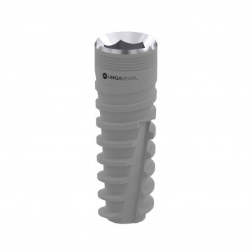 PSI implant front view