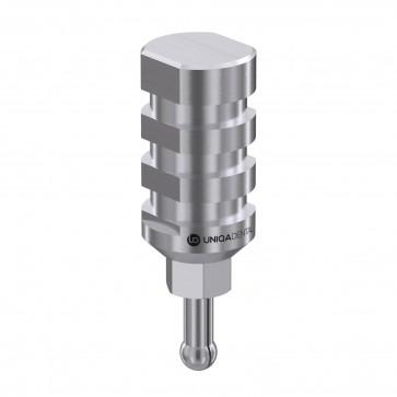 Трансфер с шестигранником для открытой оттискной ложки, диаметр 3,75 мм