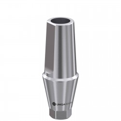 Transfer abutment conical RP, D4.5mm, H7mm, GH3mm