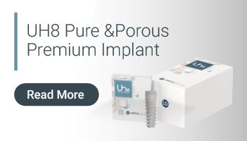 Uh8 P&P conical implant